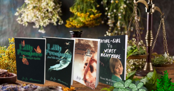 Books by JJ Barnes, author with Siren Stories