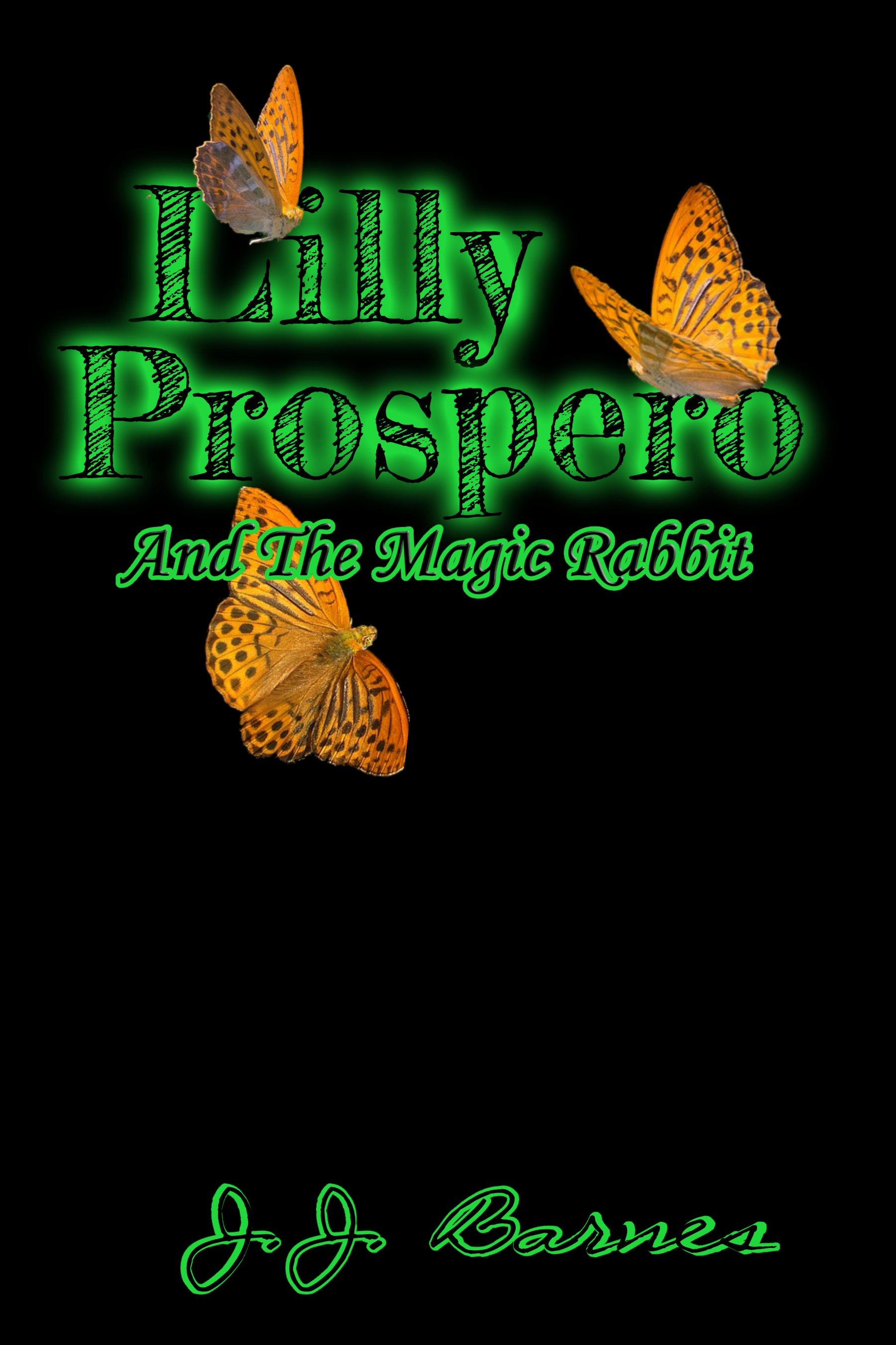 Lilly Prospero And The Magic Rabbit