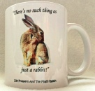 There's No Such Thing As Just A Rabbit, Lilly Prospero And The Magic Rabbit, Lilly Prospero Mug, J.J. Barnes Merchandise